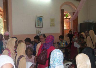 Islamiyat Students visit Oldage Home (3)