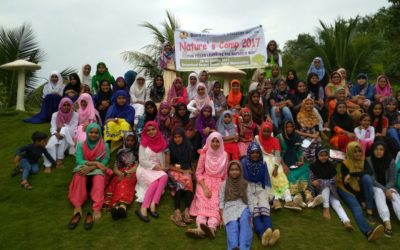 BIE orgainises Nature's Camp for Level 4 & Level 5 students